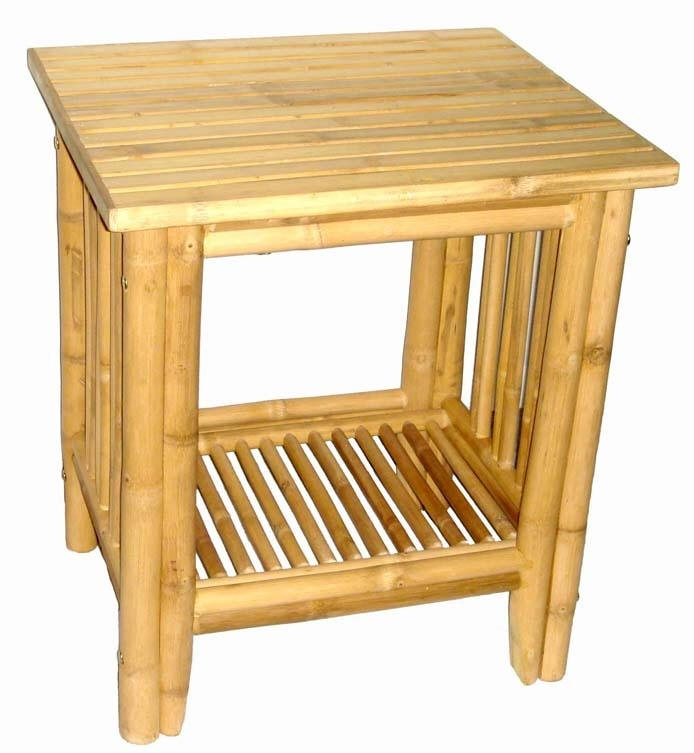 Bamboo Console · Bamboo Side Table ...