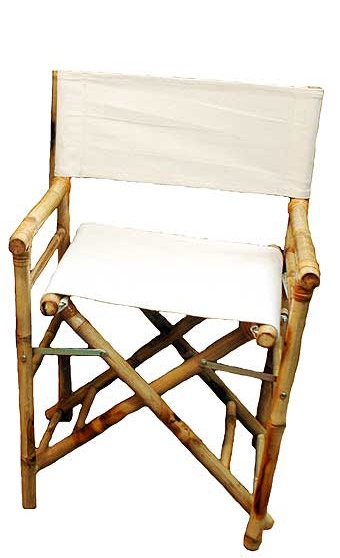Bamboo Director Chair