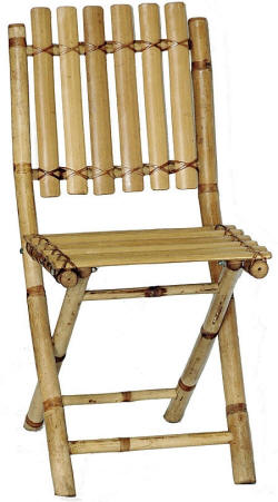 ... Table Set · Bamboo Folding Chair ...