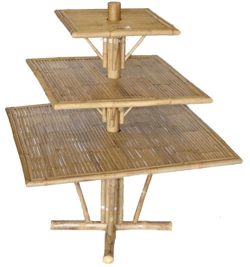 Tiki Bars Bamboo Furniture