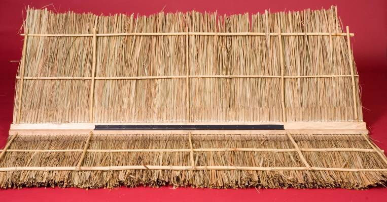 This Is The Same Material That Has Been Used For Centuries To Make Tiki  Huts Around The World.